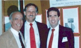Drs. Donato 2, Donato 3, and SGA, 1989.